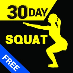 30 Day Squats Trainer