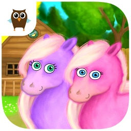 Pony Sisters in Magic Garden - No Ads