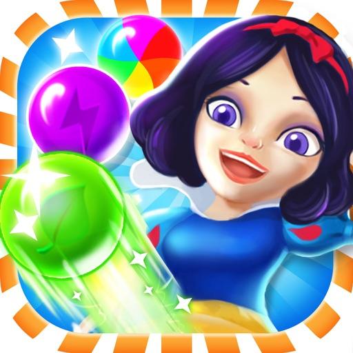 Princess Frenzy - Pop Bubble Shooter Blast Game