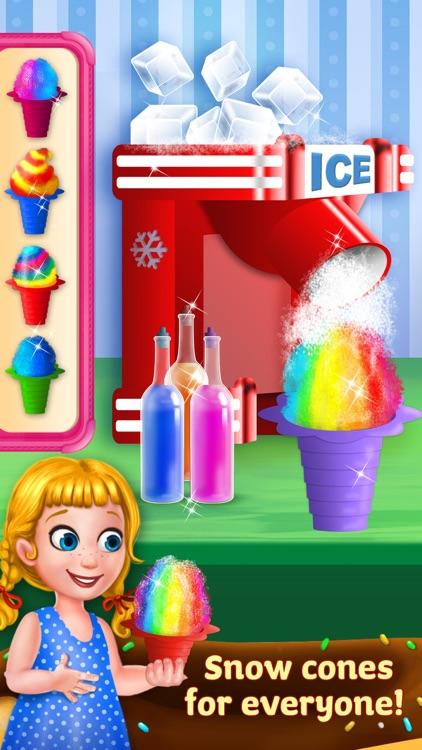Fair Food Maker Game screenshot-4
