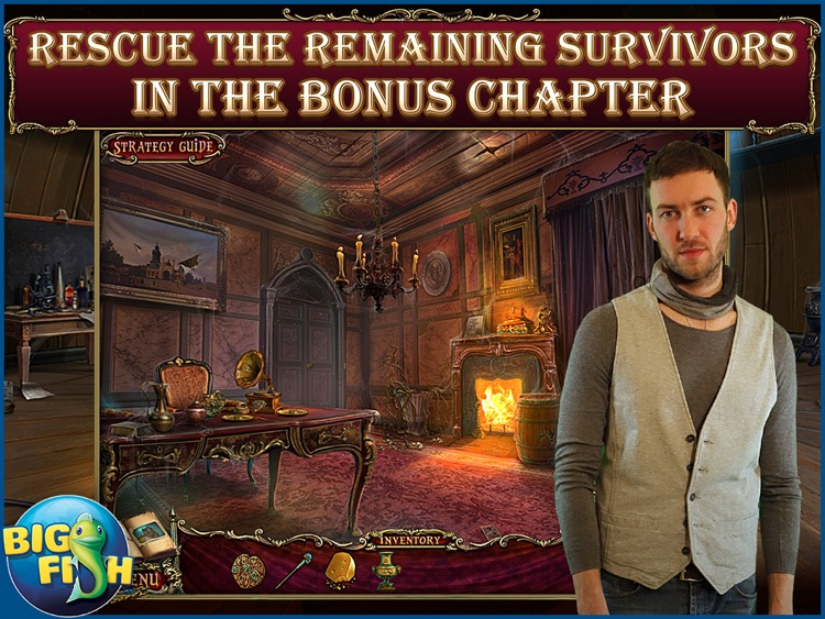 Tales of Terror: House on the Hill HD - A Scary Hidden Object Game screenshot-3