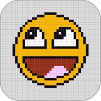 Pixelart Editor - Make Coloring Picture With Pixel Art - App - iOS me