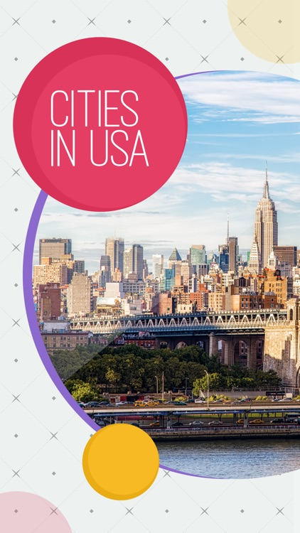 Famous Cities in USA