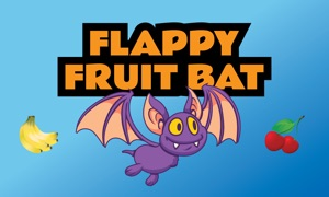 Flappy Fruit Bat : Endless Flying Game