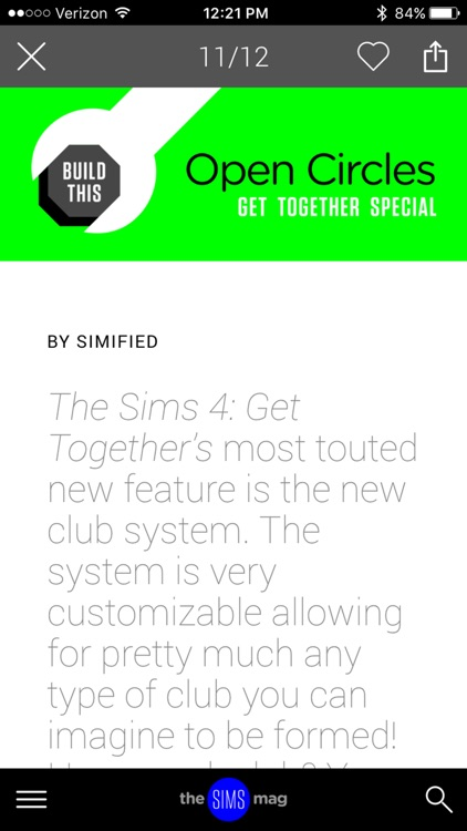 The Sims Magazine screenshot-4