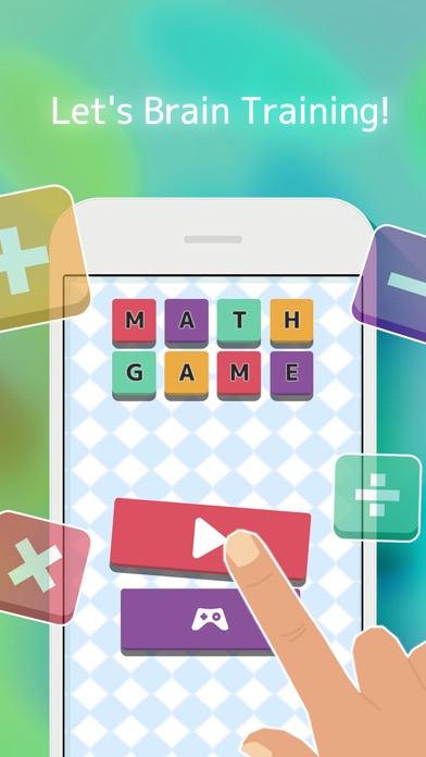 点击获取Mental Arithmetic Game - Math Brain Training