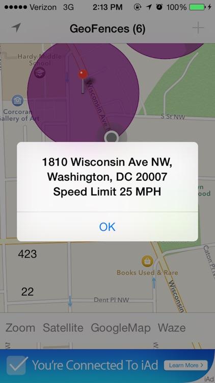 Speed Cameras Alert screenshot-4