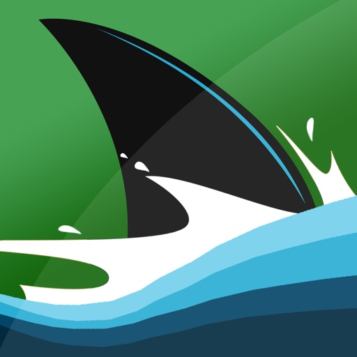 Mega Shark Race Evolution - cool speed shooting race game icon