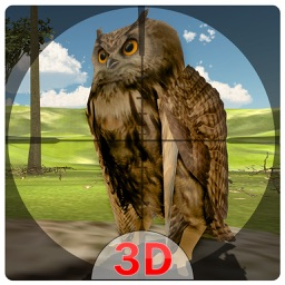 Wild Owl Hunter Simulator – Extreme shooting & jungle hunting simulation game