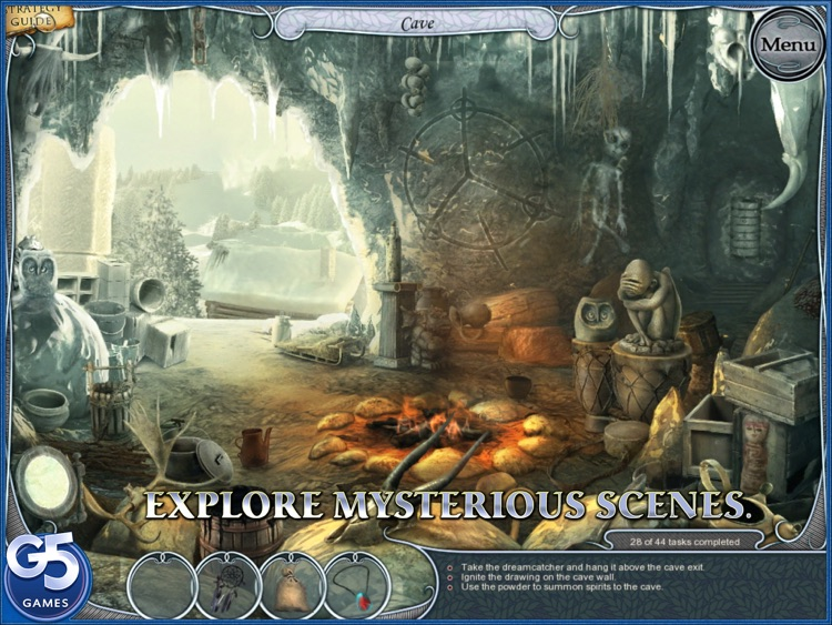 Treasure Seekers 3: Follow the Ghosts HD (Full)