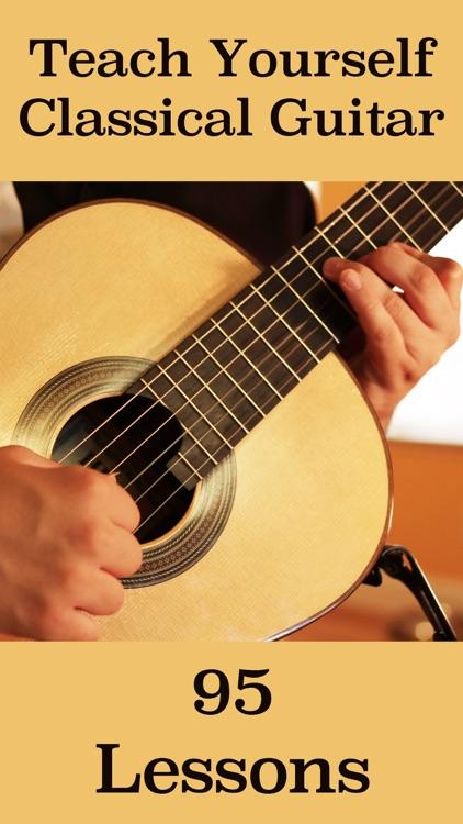 Teach Yourself Classical Guitar