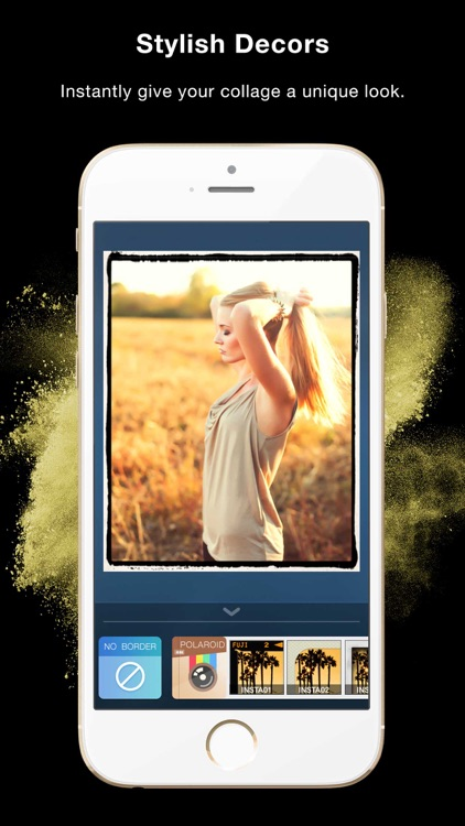 Framatic - Photo Collage Pic Editor for Instagram screenshot-3