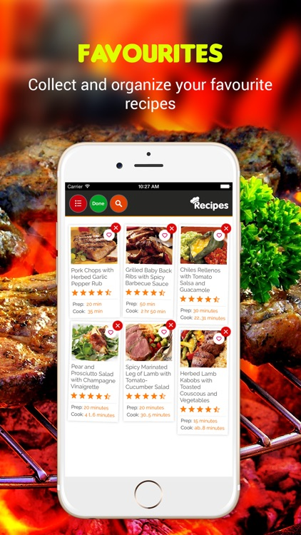 Grilling Recipes Pro screenshot-3