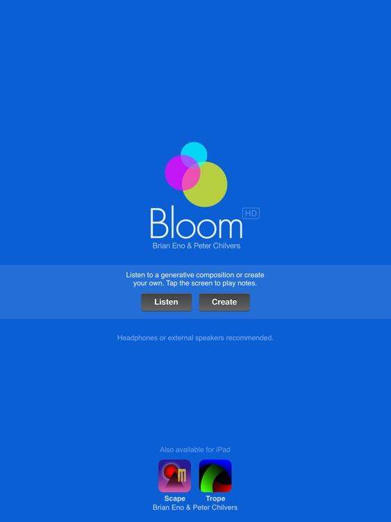 Bloom HD screenshot-0