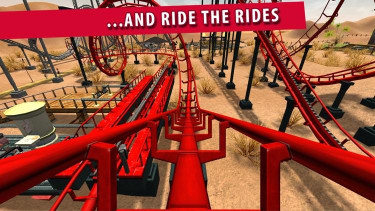 RollerCoaster Tycoon® 3 screenshot-3