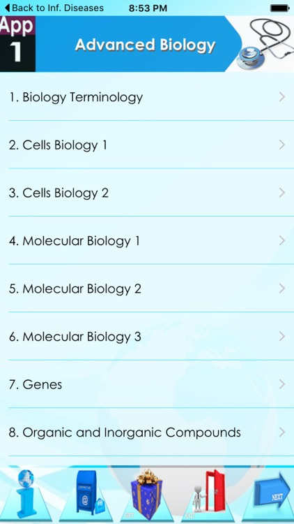 Advanced Biology +2000 study Notes & Quiz
