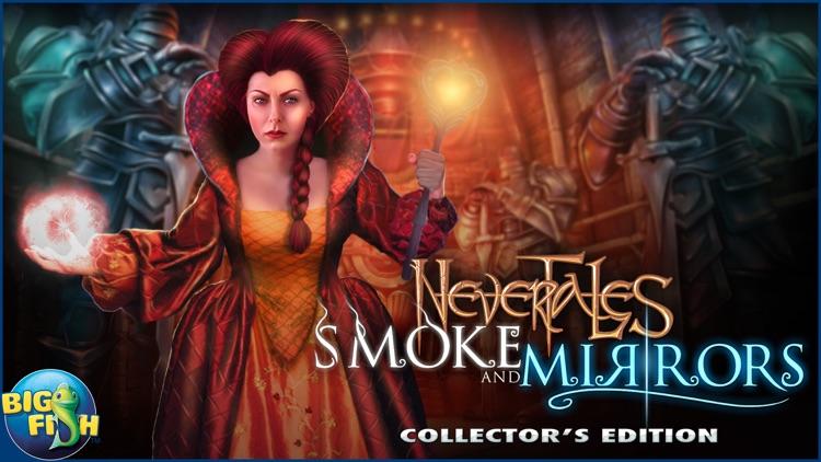 Nevertales: Smoke and Mirrors - A Hidden Objects Storybook Adventure screenshot-3