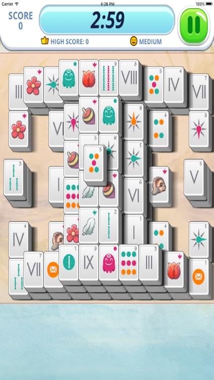 Mahjong Match Puzzel