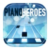 Piano Heroes: A new rhythm game - iPhoneアプリ