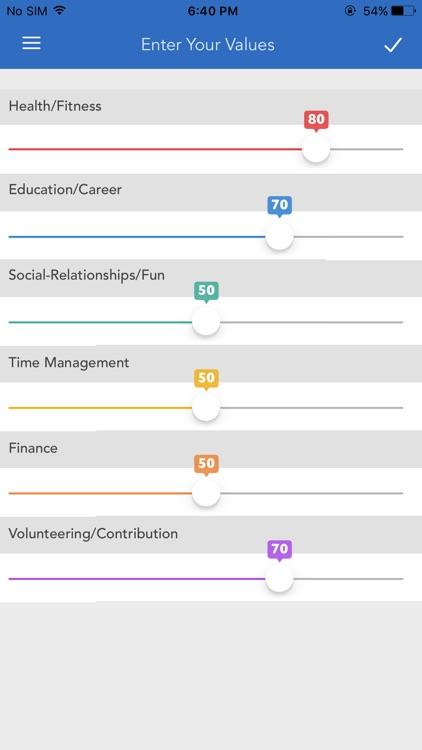 Student Wheel Of Life—SWOL screenshot-3