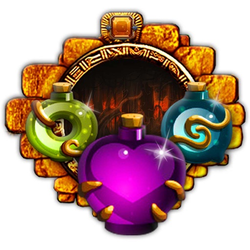 Potion Match Puzzle Pop - Pop Potions in this Potion Puzzle Game