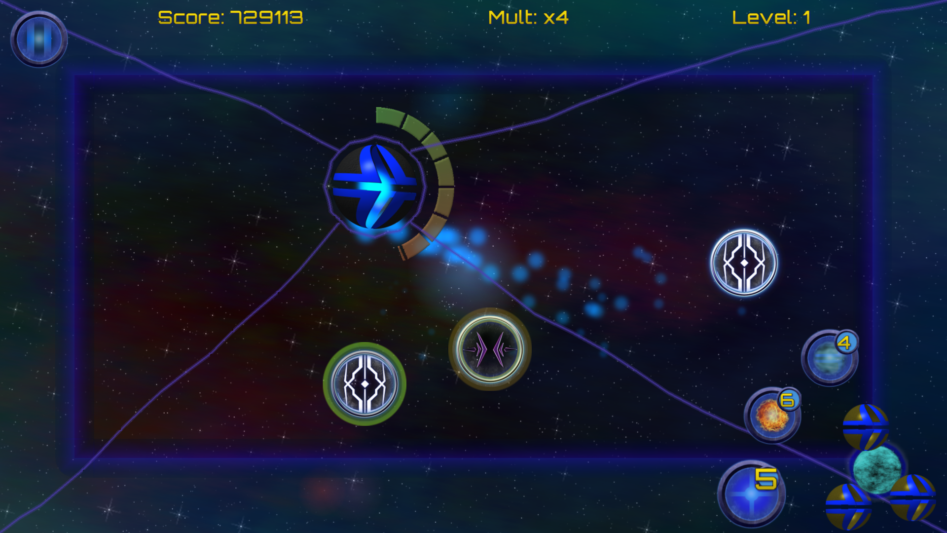 GALACTOBALL screenshot 11