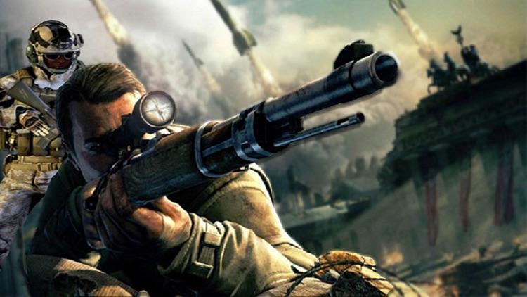 War of Glory - Sniper Force