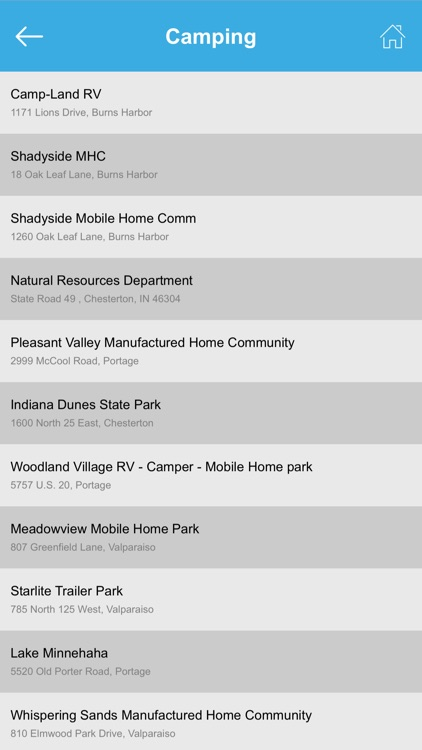 Michigan Recreation Trails screenshot-4