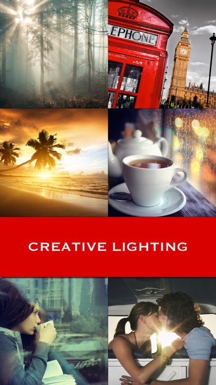 Creative Lighting Photo Editor PRO screenshot-3