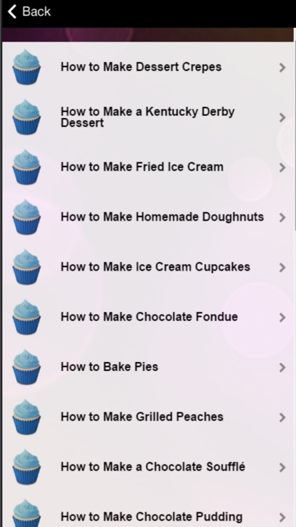 Simple Desserts - Learn The Easy Dessert Recipes screenshot-3