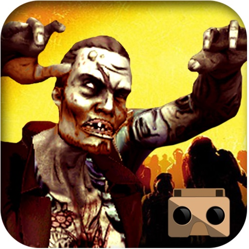VR Dangerous Zombies Shooting: Thrill Action Game 3D icon
