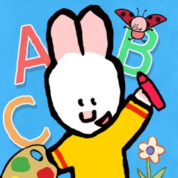 Learn to draw and write with Louie - Educational games for 2 to 5 year old children