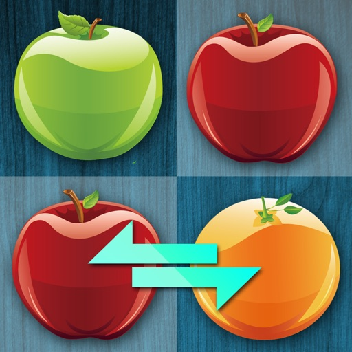 Swop Fruits HD icon