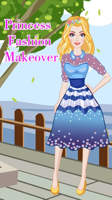 Flower Fairy Hairstyles Dress Up - Wedding -Princess screenshot three