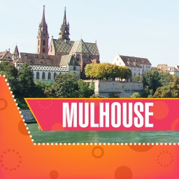 Mulhouse City Offline Travel Guide