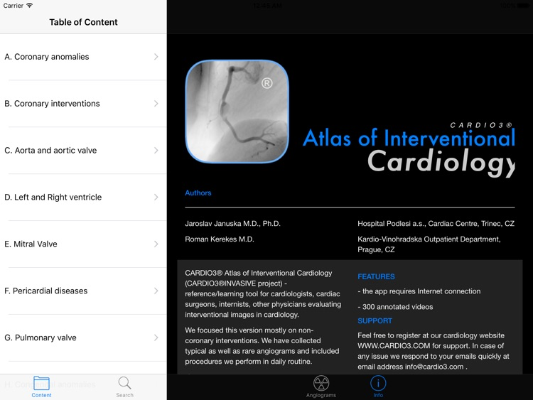 CARDIO3® Atlas of Interventional Cardiology [HD]