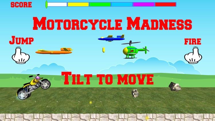 Motorcycle Madness on patrol screenshot-4