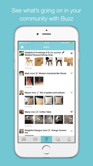 Trove Marketplace: Buy U0026 Sell Local Used Furniture U0026 Home Decor, And  Resell Second Hand Stuff In Your Community. On The App Store