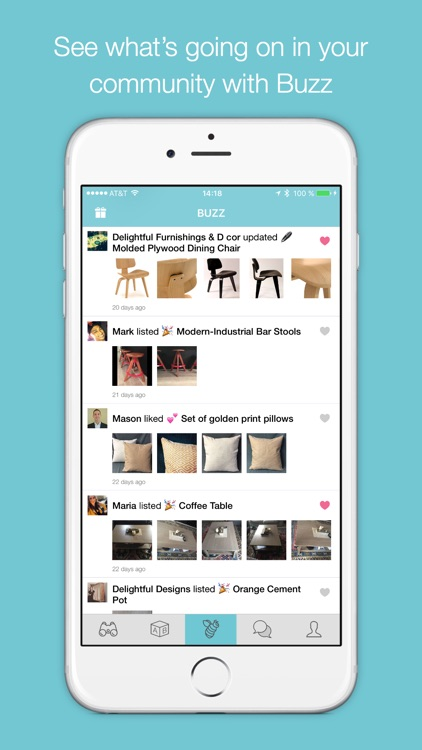 trove marketplace buy sell local used furniture home decor and rh appadvice com