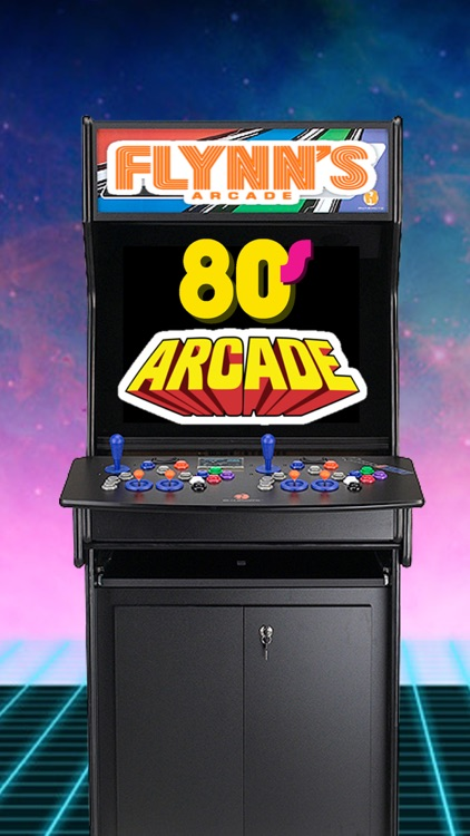 80s Arcade: The Best Video Game Wallpaper Designer