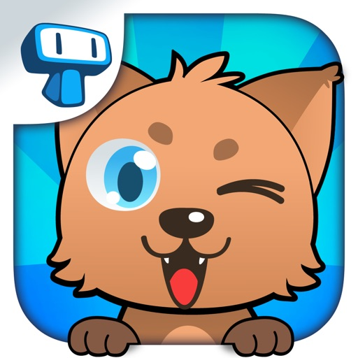 My Virtual Pet - Бесплатные игры Симпатичные животные