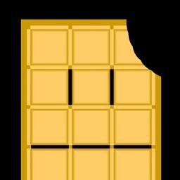 Golden Choco Lines