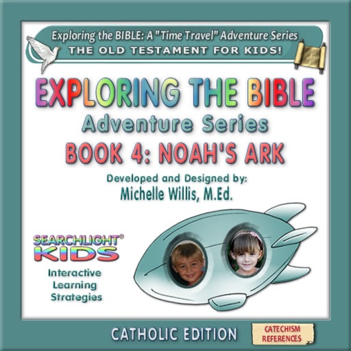 Searchlight® Kids: Exploring the Bible 4 Catholic Edition (TS U