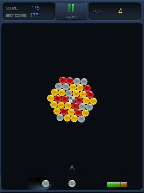 Bubble Shooter HD:Arcade screenshot-3