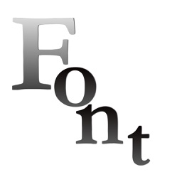 Font List - application developers and designers must! !