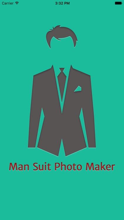 Free Man Suit Photo Maker