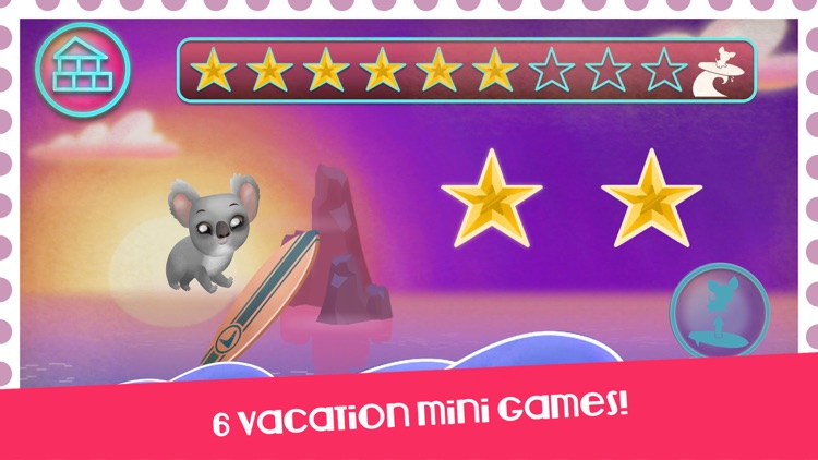 Miss Hollywood: Vacation - Pet Paradise Adventure screenshot-3