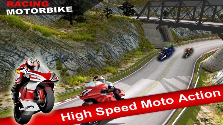 Racing Motorbike screenshot-3