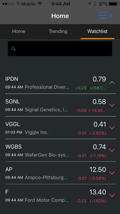 Stock Screener : Stock Analyst screenshot-3