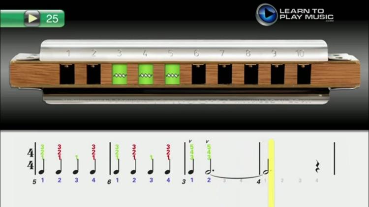 Learn To Play The Harmonica screenshot-3